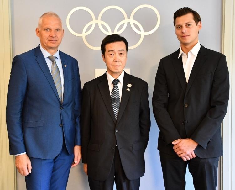 委員 会 オリンピック